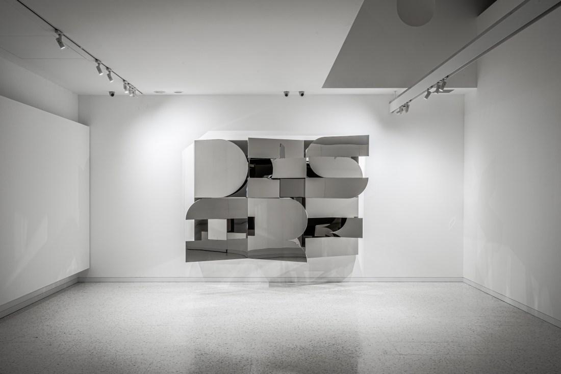 美國當代藝術家Doug Aitken作品「Desire 慾望」。 圖文心藝所提供