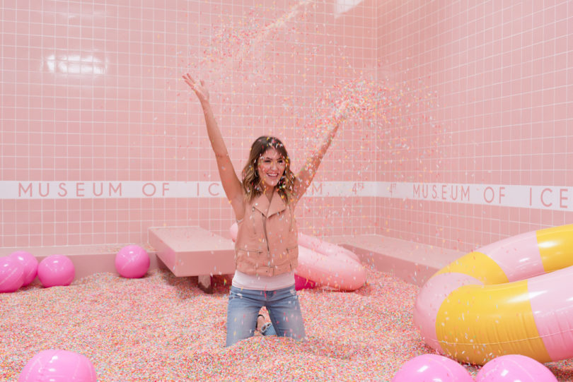 Selfie Museums is a trend, or an affront to the Art world?The Museum of Ice Cream has been valued at USD$200 million.