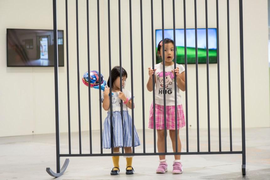 藝術家何采柔 Joyce Ho 作品《搖欄》 圖 Taiwan Annual 台灣當代一年展 提供