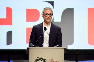 Endeavor CEO Ari Emanuel. Photo by Emma McIntyre/Getty Images.