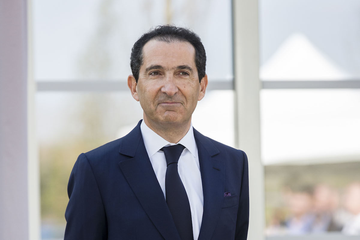 Patrick Drahi. Photo by Christophe Morin/IP3/Getty Images.