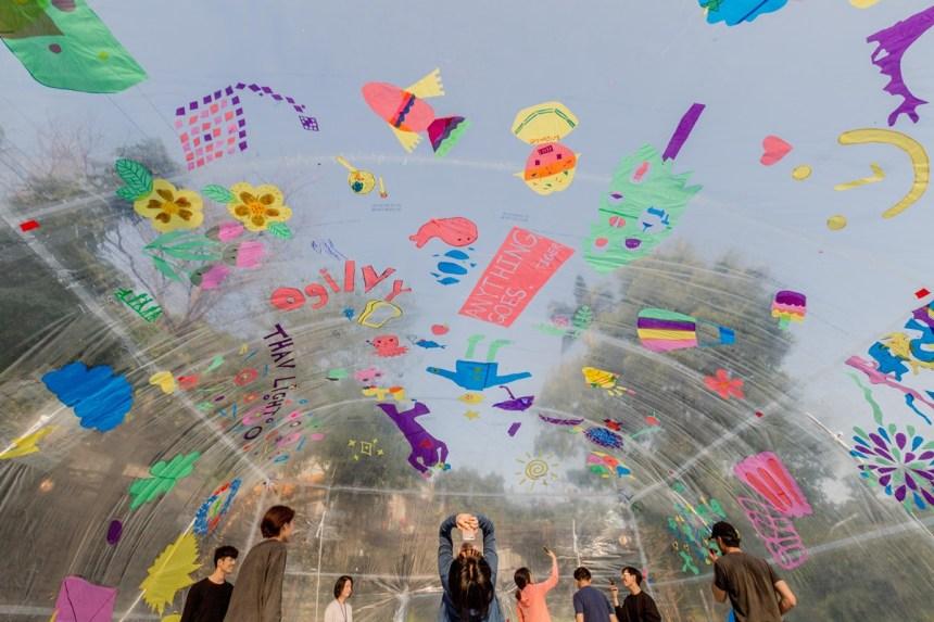 [人都可以畫的《巨蛋計畫 Dome Project_》磯崎道佳 Isozaki Michiyoshi。