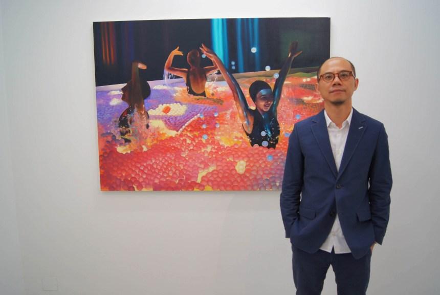 Director of 安卓藝術 Mind Set Art Center, 李政勇 Andre Lee