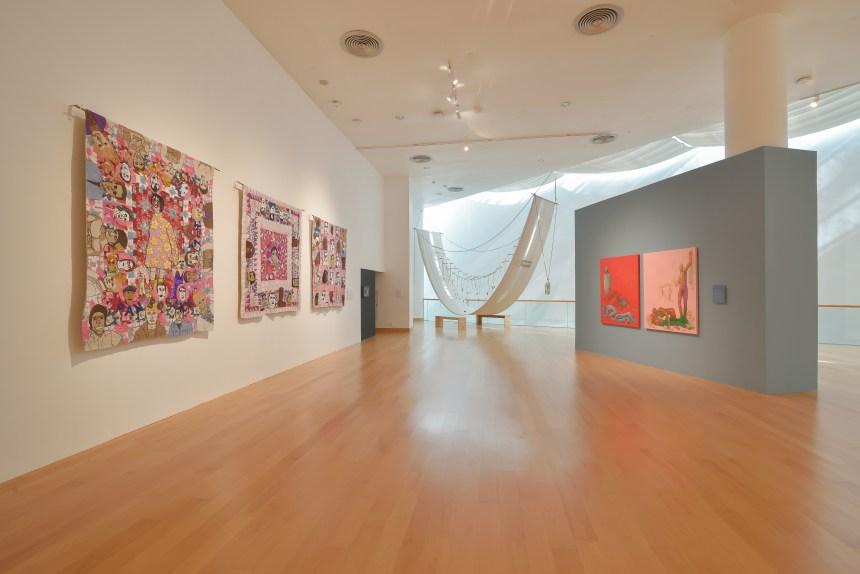 驕陽基金會 Sunpride Foundation 《光‧合作用 II-包容關注:東南亞同志議題展》View of exhibition_All images are courtesy of Bangkok Art and Culture Centre and Sunpride Foundation.