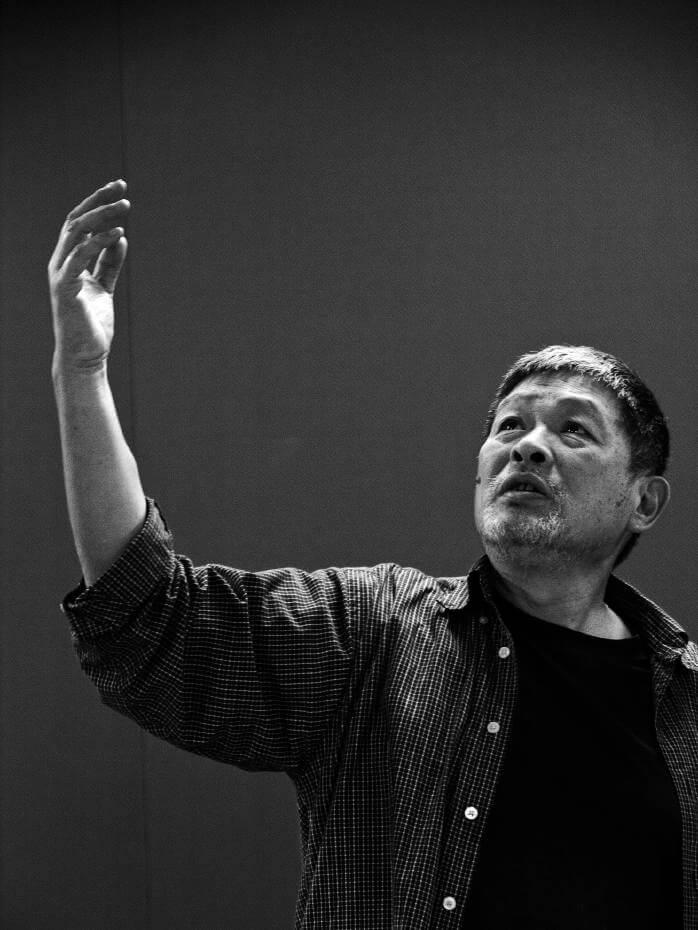 劇場創作者王墨林。圖/國家文化藝術基金會提供