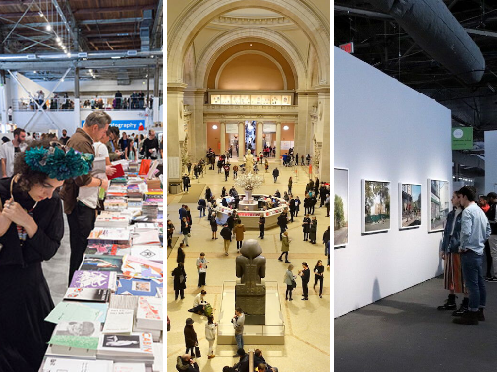L.A. Art Book Fair Canceled, Paris Photo New York Postponed