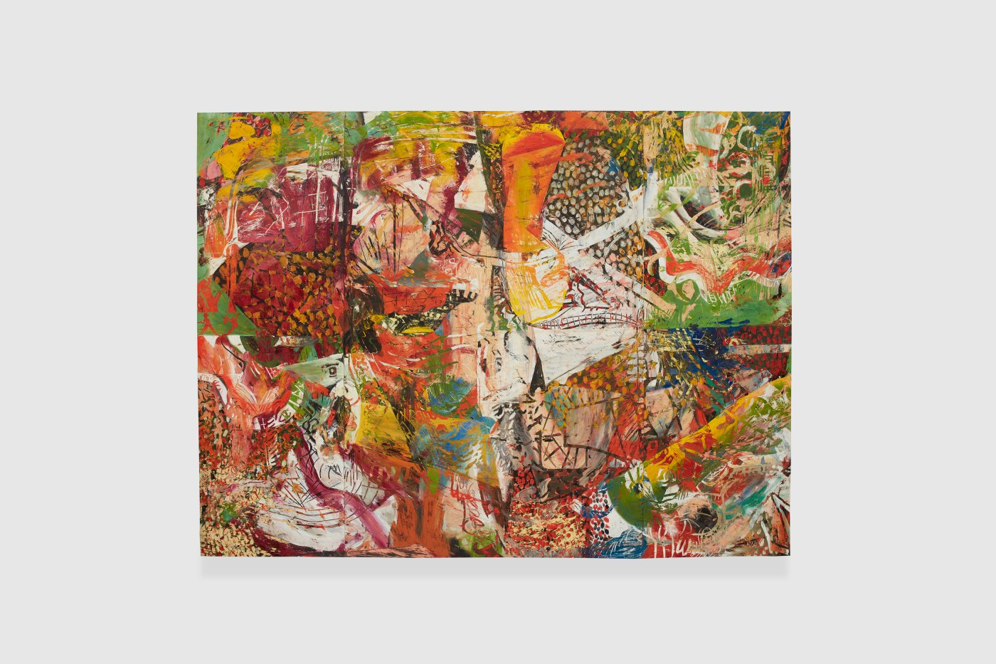 Lehmann Maupin - Angel Otero, Window Seat,2019 100,000美元 , 圖片由 Sotheby's Gallery Network 提供