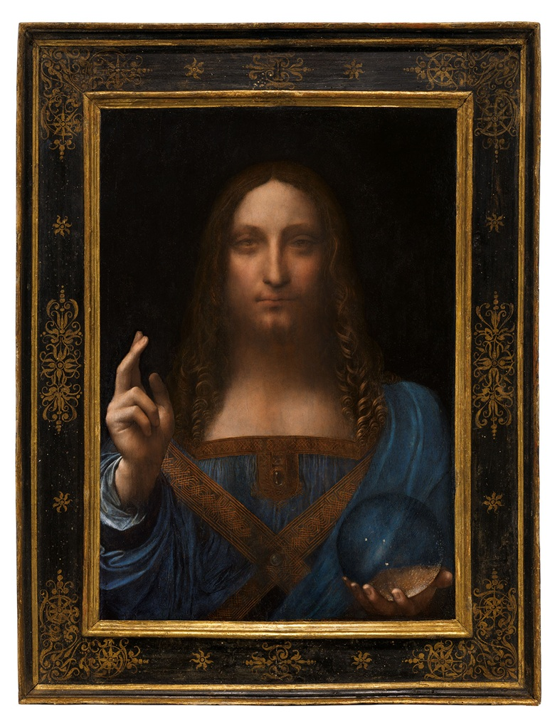 油彩 胡桃木板 25 ⅞ x 18吋 (65.7 x 45.7 公分) 估價待詢。作品將於11月15日佳士得紐約戰後及當代藝術晚間拍賣中以特別拍品形式呈獻。