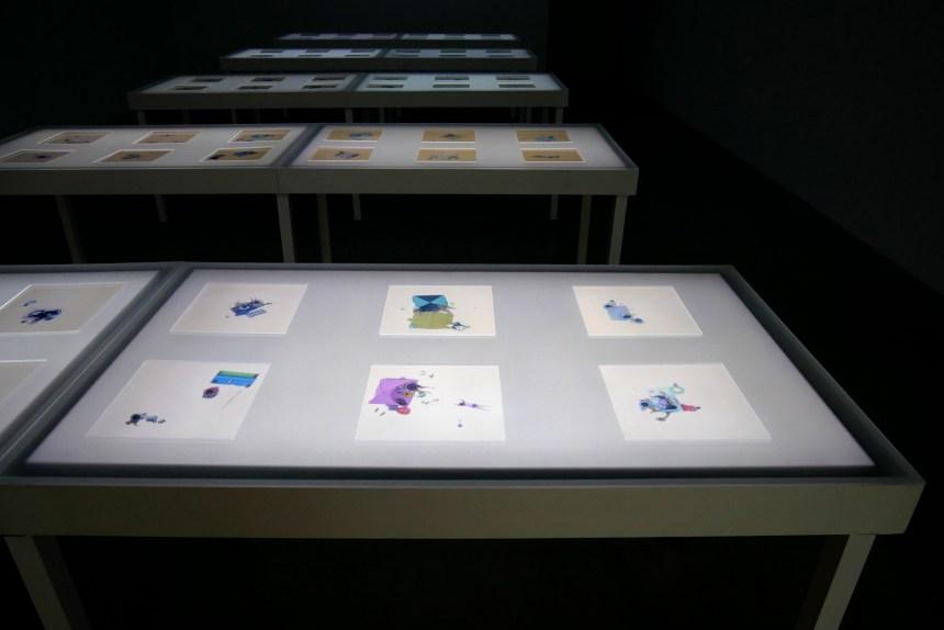 陳萬仁 (Chen Wan-Jen) , Edge Selection 邊緣選取, 2020, 錄像裝置, 無限循環播放, Courtesy of 双方藝廊 Double Square Gallery