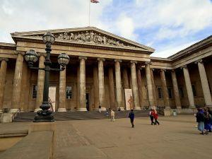 British museum entrance - British Museum - Wikipedia, the free encyclopedia