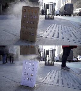 當代生活習作: 紐約剪剪 Exercise Living: New York Clipping, 崔廣宇Tsui Kuang-Yu_Courtesy of 双方藝廊Double Square Gallery