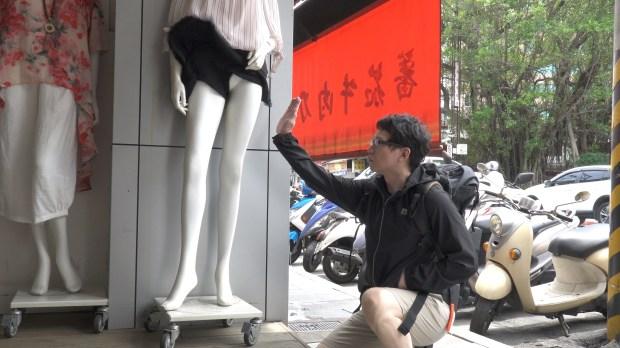 崔廣宇 Tsui Kuang-Yu-Exercise Living- the beautiful scenery_Courtesy of 双方藝廊Double Square Gallery