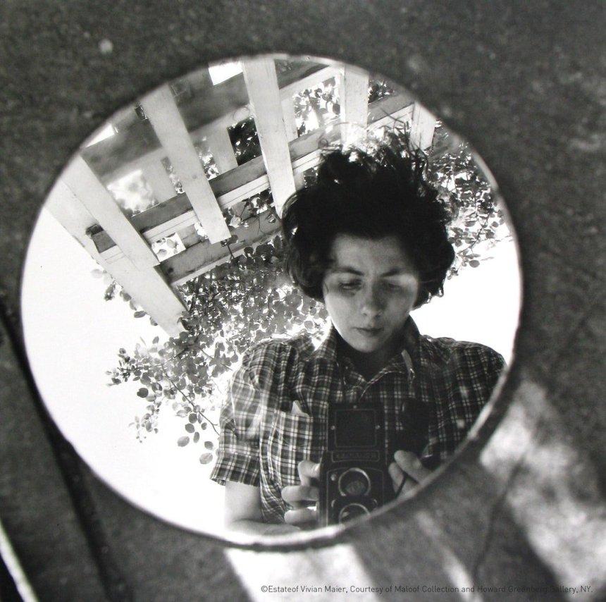 Vivian Maier, Photo Credit:異角藝術提供