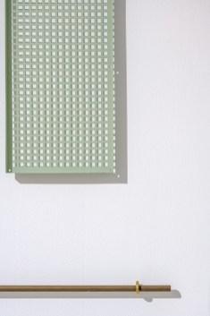 Suki Seokyeong Kang, Note — rope, mat, square #19-03_detail, 圖/ 文心藝術基金會提供 Courtesy of Winsing Arts Foundation