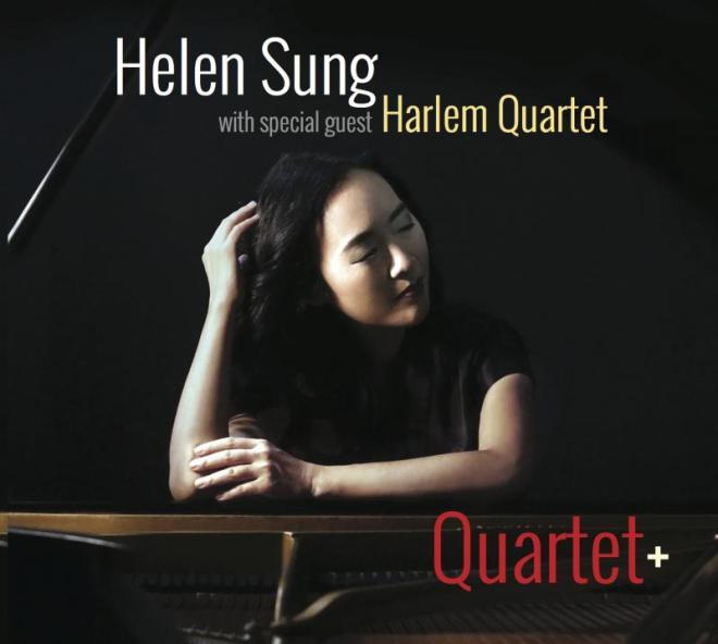Album: Helen Sung – Quartet+