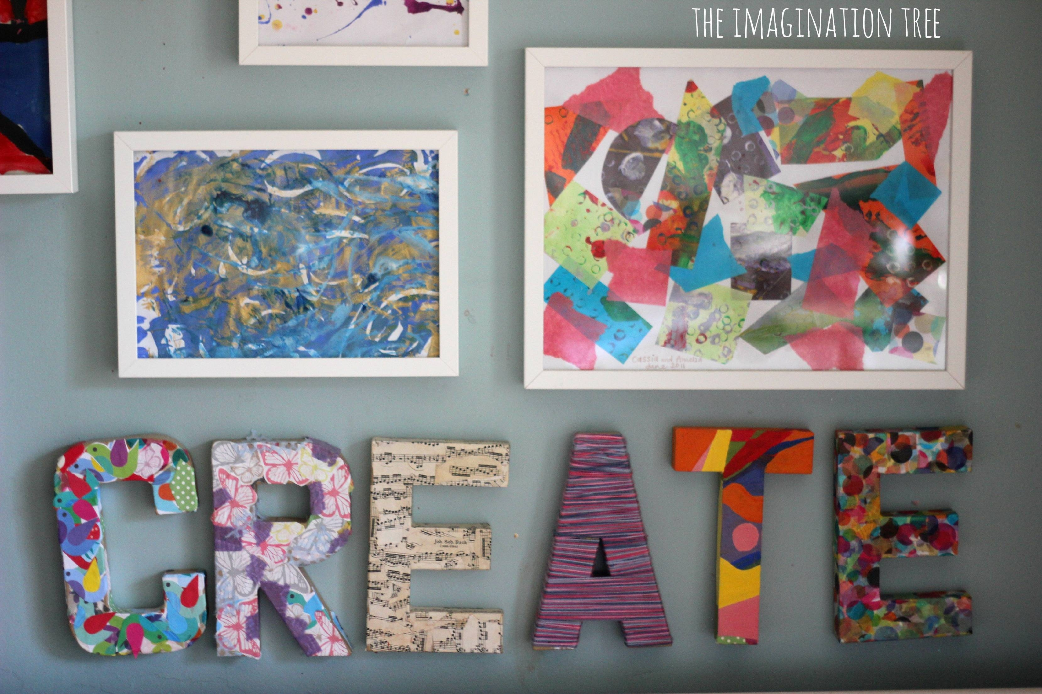 30 Collection Of Preschool Wall Art