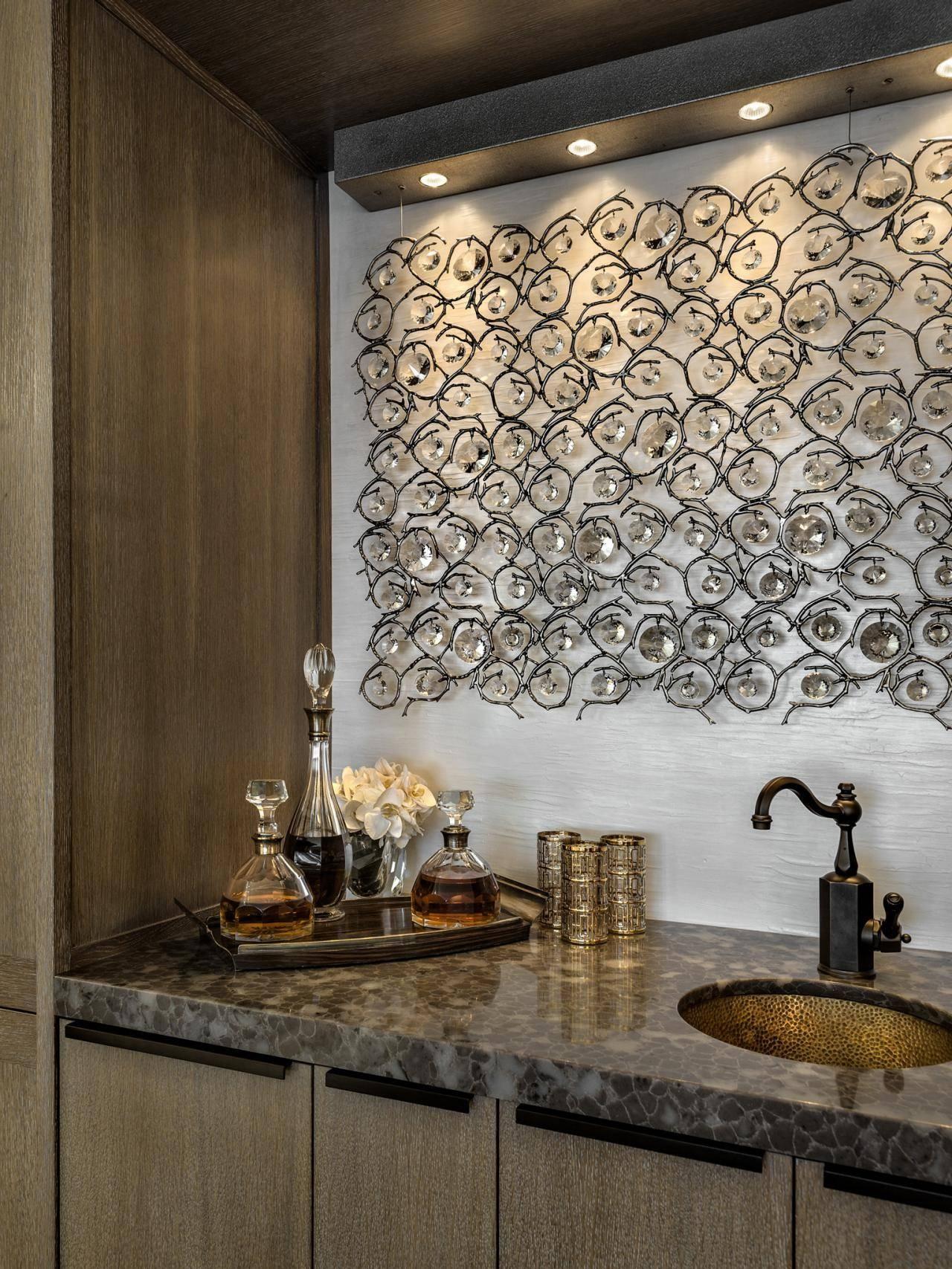 Decorations Bar Area
