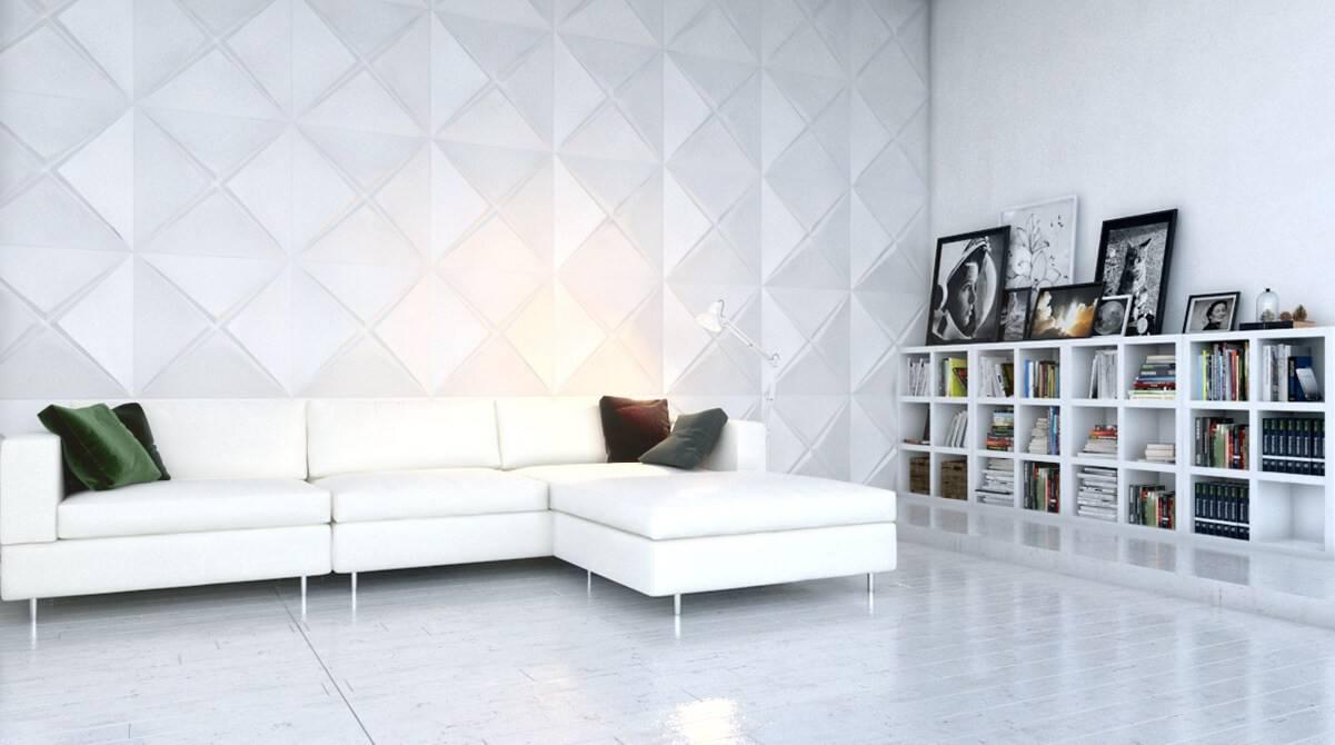 20 Best Ideas Of 3D Wall Panels Wall Art