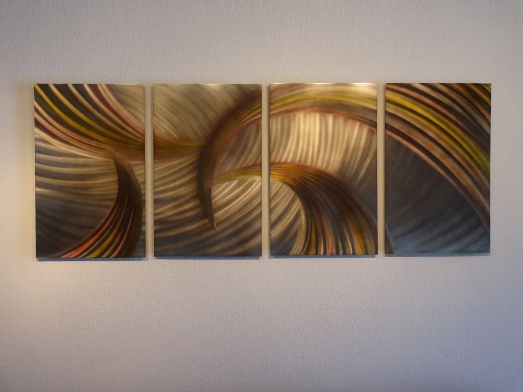 2019 Latest Cheap Abstract Metal Wall Art