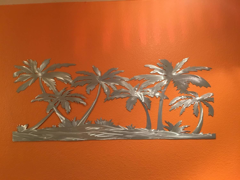 Top 20 Of Hawaiian Metal Wall Art