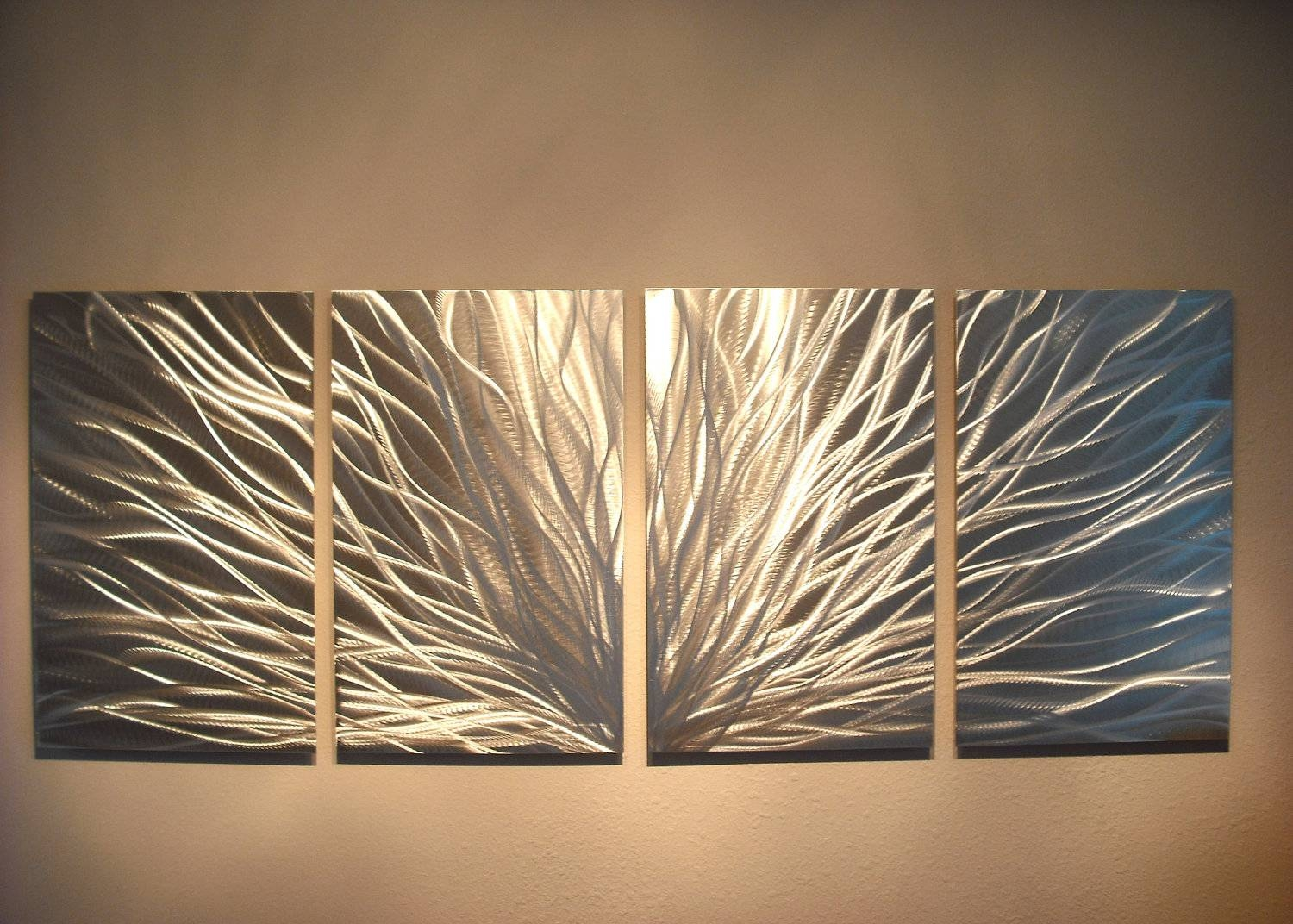 20 Best Collection Of Decorative Metal Wall Art