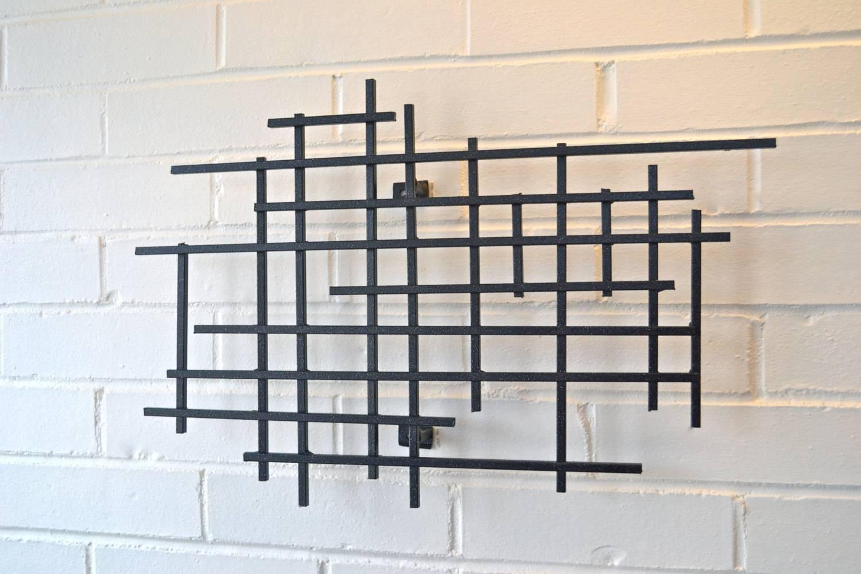 20 Ideas Of Modern Metal Wall Art Decors