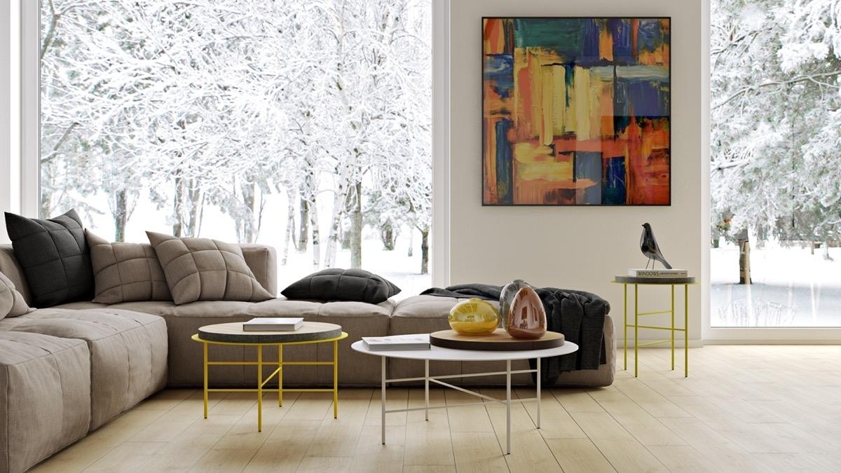 2019 Popular Framed Art Prints For Living Room