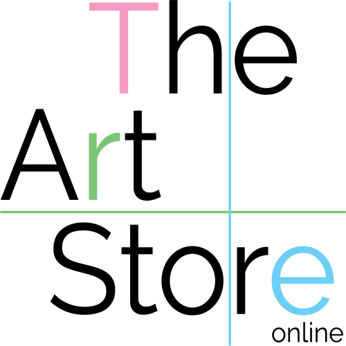 The Art Store Web Logo