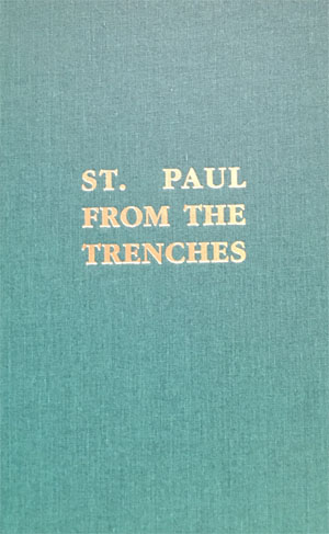 St Paul From The Trenches