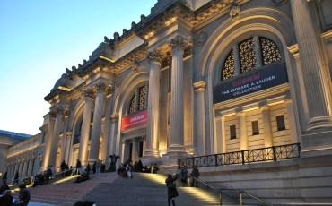 Музей искусства «Метрополитен», США, Нью-Йорк