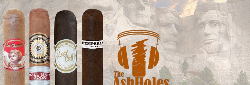 Four Monumental Short Format Cigars