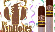 The AshHoles Smoke the 2018 Cigar of the Year
