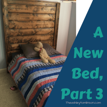 A New Bed, Part 3