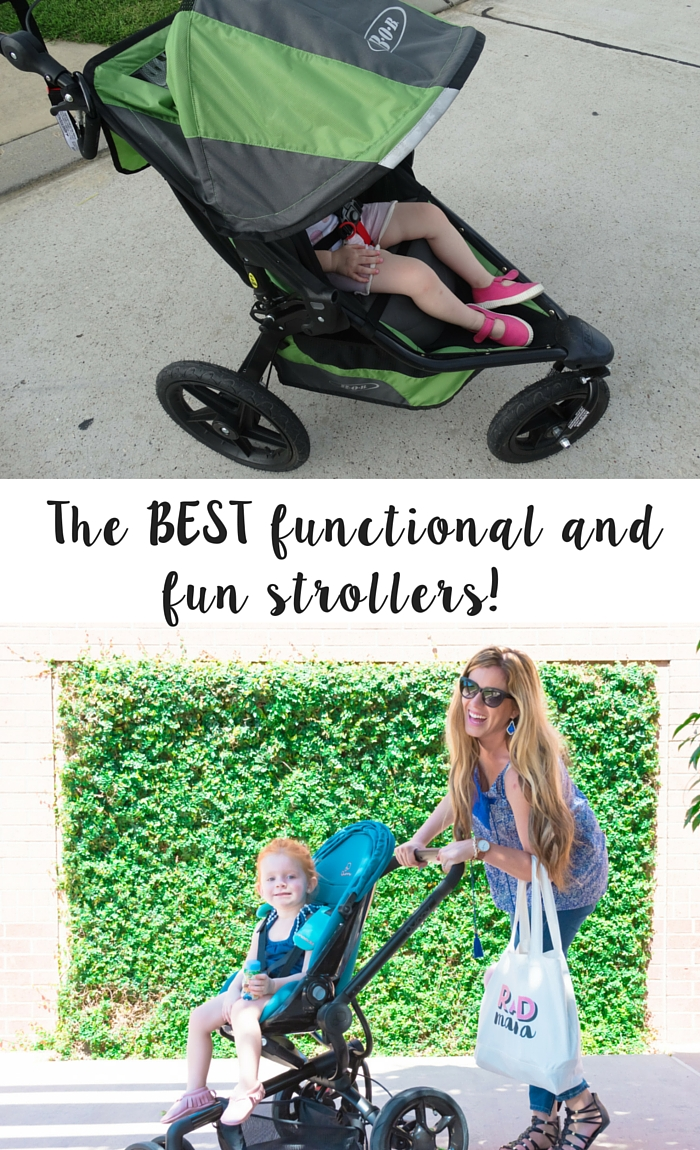 3 functional and fun strollers! (5)