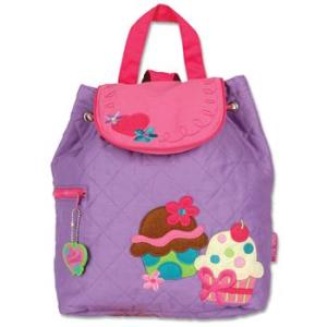 stephen-joseph-cupcake-quilted-backpack