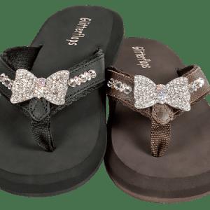 glitterflops-crystals-comfort-bowtie