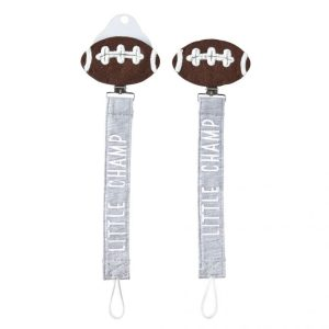 mud-pie-little-champ-football-pacifier-clip