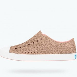 native-jefferson-adult-rose-gold-bling-shell-white