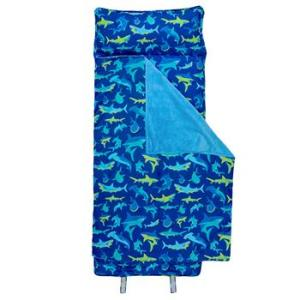 stephen-joseph-shark-all-over-print-nap-mat