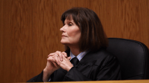 Mary Wexler as Judge Wagner
