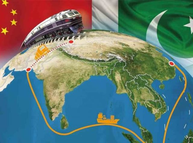 A strategic shift in the foreign policy of Pakistan under CPEC ...
