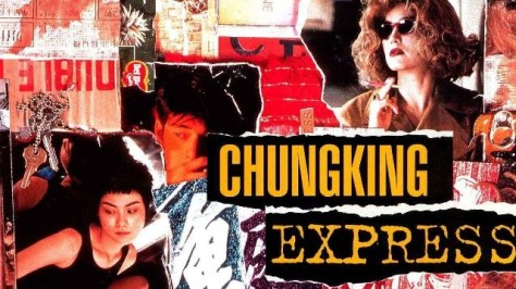 chunking express movie poster