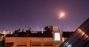 Israeli hit Syria