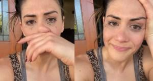 Stephanie Rice breaks down in emotional clip