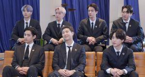 BTS Shine Spotlight on the UN as Envoys of the President Korea