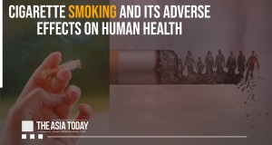 Cigarette smoking and its adverse effects on human health