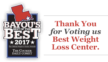 best of bayou weight loss clinic