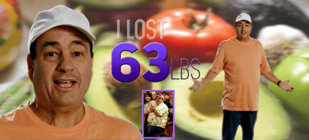 I lost 63 lbs