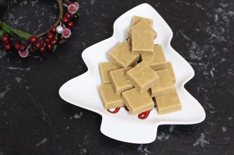 Gingerbread Fudge – a quick and easy recipe