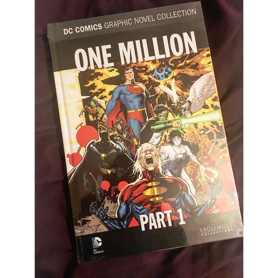 DC Comics Graphic Novel Collection - One Million Part 1